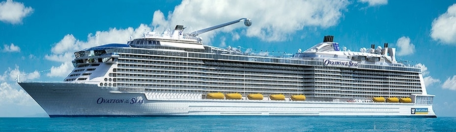 Barco Ovation of the Seas