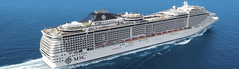 Crucero MSC Divina