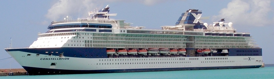 Crucero Celebrity Constellation