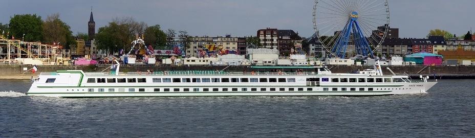Crucero MS Douce France