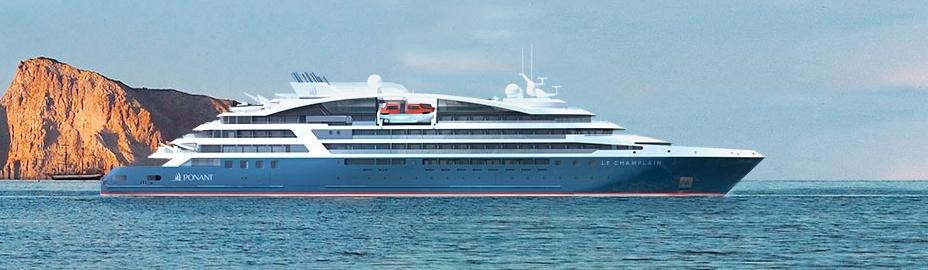 Crucero Le Champlain