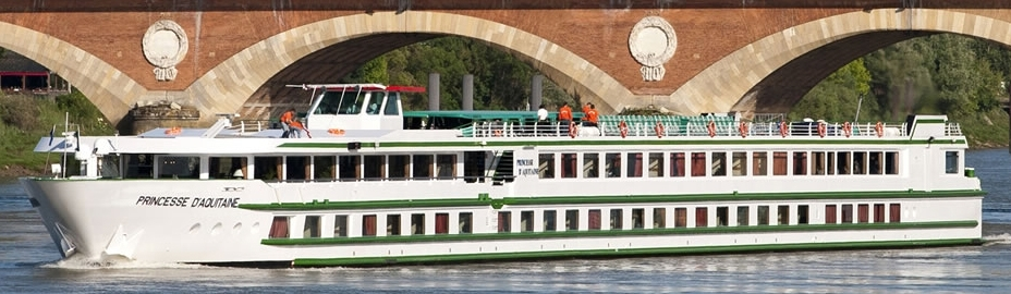 Crucero MS Princesse dAquitaine