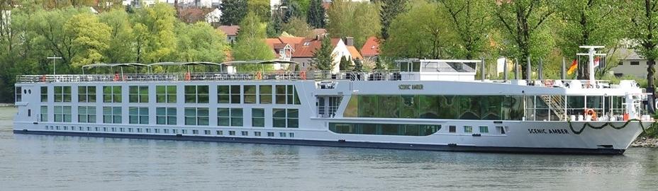 Crucero Scenic Amber