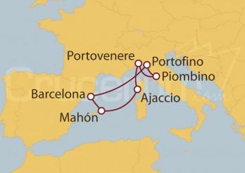 Crucero Rincones secretos del Mediterráneo