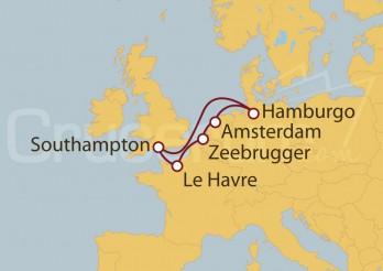 Crucero Enamórate de los Países Bajos