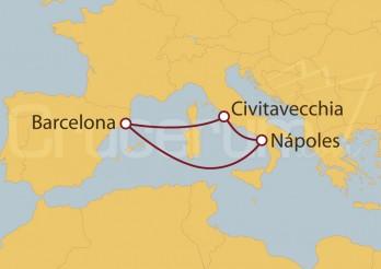 Crucero Minicrucero desde Barcelona