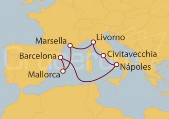 Crucero Aromas del Mediterráneo - Últimos días