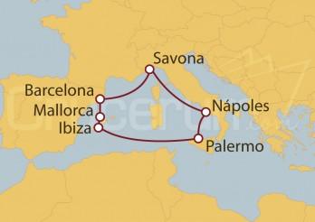Crucero Inmersión en el Mediterráneo