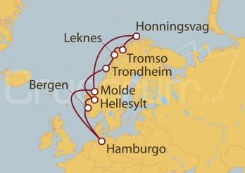 Crucero Alemania y Noruega