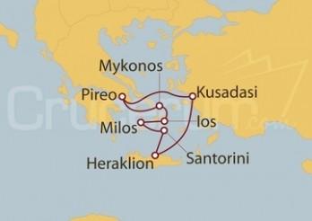 Crucero Grecia, Turquía I