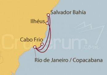 Crucero Brasil