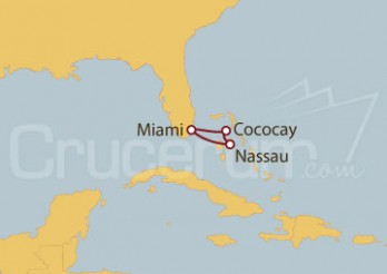 Crucero EEUU, Bahamas