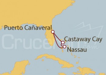 Crucero EE.UU, Bahamas
