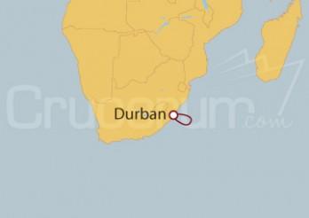 Crucero Sudáfrica