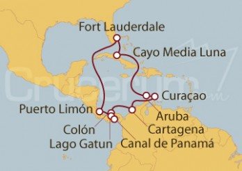 Crucero Canal de Panamá