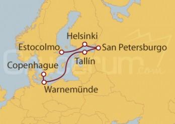 Crucero Maravillas Bálticas