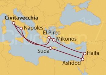 Crucero Viaje a Israel