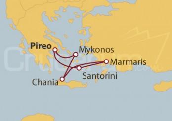 Crucero Islas Griegas 2019