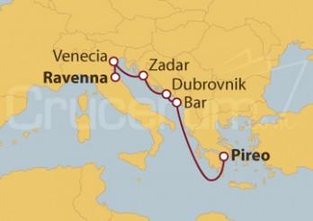Crucero Descubre Venecia, Croacia y Grecia
