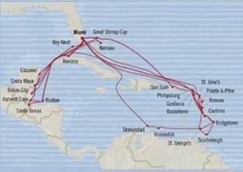 Crucero Vuelta al Mundo - Expedición Tropical