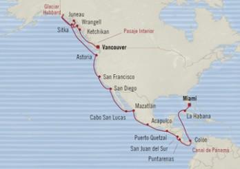 Crucero Viajero de América