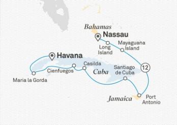 Crucero Cuba en profundidad