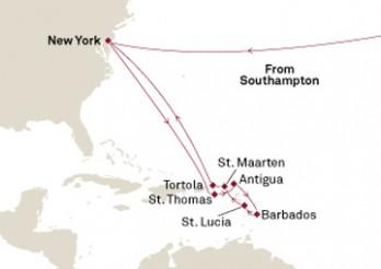 Crucero Caribe Completo