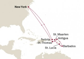 Crucero Perlas Caribeñas