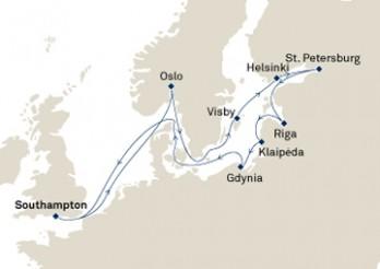 Crucero Báltico y Polonia