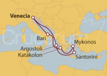 Crucero Zambullida en las Islas Griegas