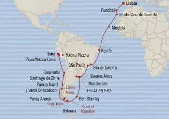 Crucero Interludio del Atlántico