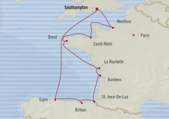 Crucero Expedición por Europa
