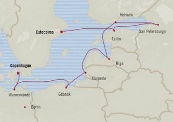 Crucero Maravillas Medievales