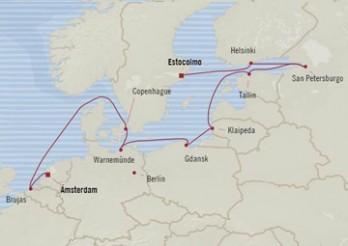 Crucero Zares y Vikingos