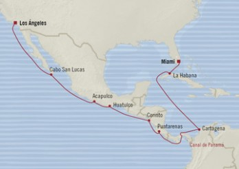 Crucero Pasaje a Panamá