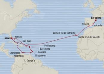 Crucero Expedición Transatlántica