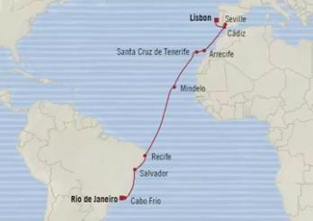 Crucero Expedición por el Atlántico