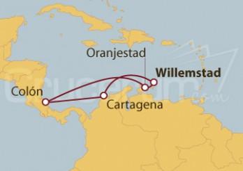 Crucero Antillas - Especial Aruba