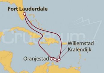 Crucero Antillas Holandesas