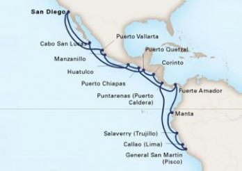 Crucero Imperio Inca