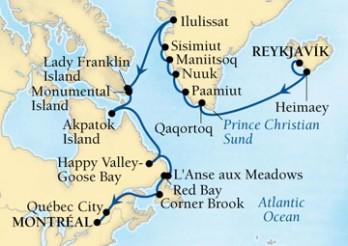 Crucero Ruta de los Vikingos