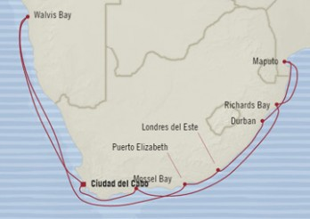 Crucero Explorador Sudafricano
