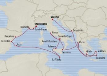 Crucero Arte e Imperios