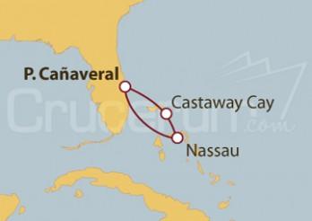 Crucero Estados Unidos y Bahamas