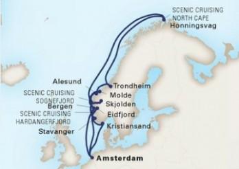 Crucero Sol de Medianoche y Leyendas Nórdicas