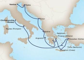 Crucero Odisea Griega