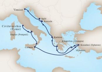 Crucero Sueño Adriático