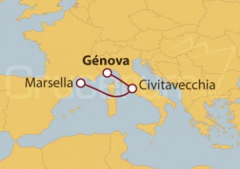 Crucero Italia