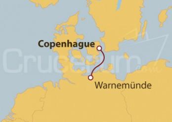 Crucero Dinamarca y Alemania