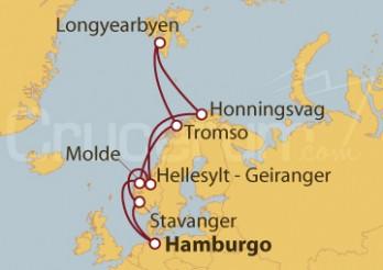 Crucero Islas Svalbard: el encanto de los lugares remotos
